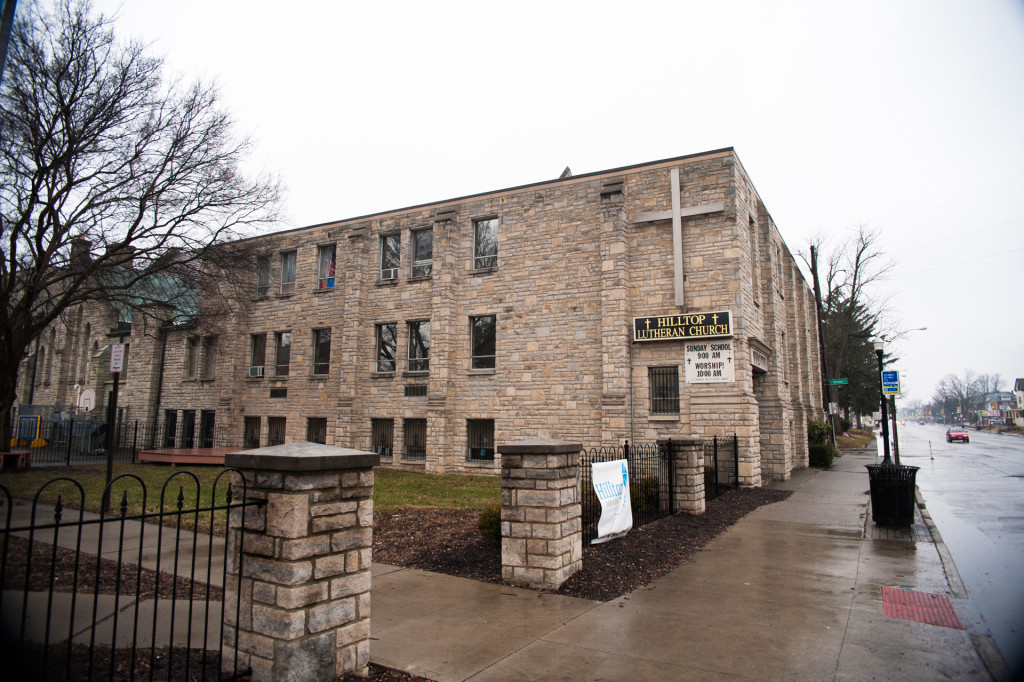 West Building