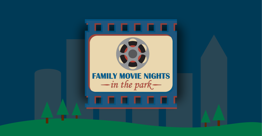 Family Movie Night in the Park
