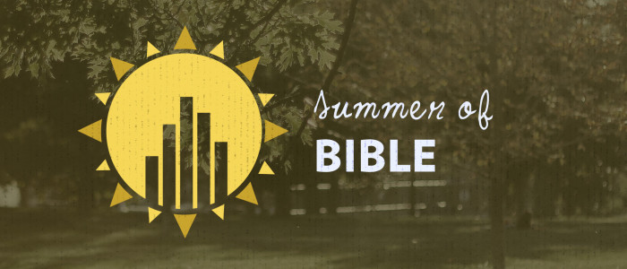 Summer of Bible