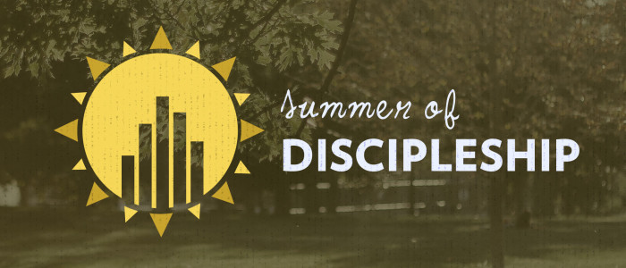 Summer of Discipleship
