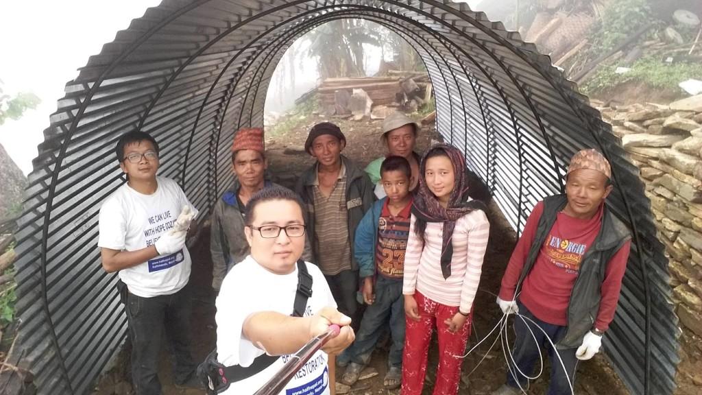 Portal Shelter