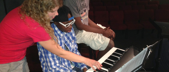 Music and Missions in Milo Grogan