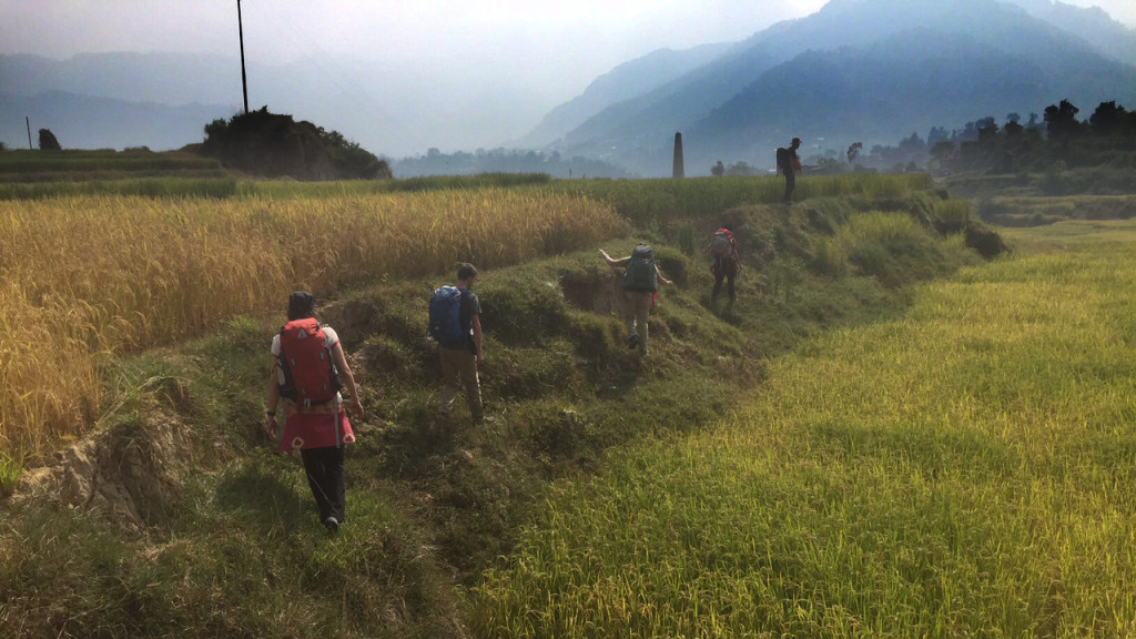 Tri-Village Takes Vision Trip to Nepal