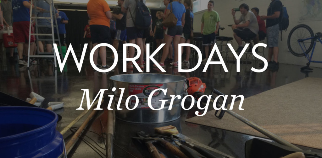 Work Days in Milo Grogan