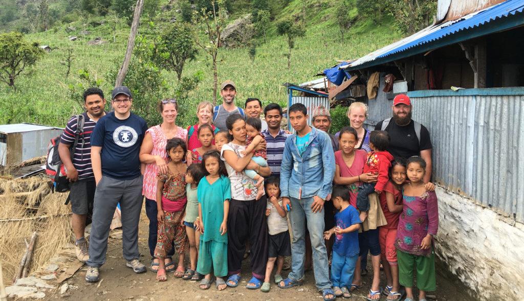 The Gospel Goes Forth in Samrung
