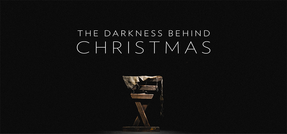 Darkness Behind Christmas