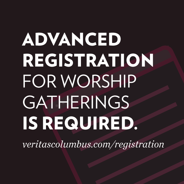 Advanced Registration Required