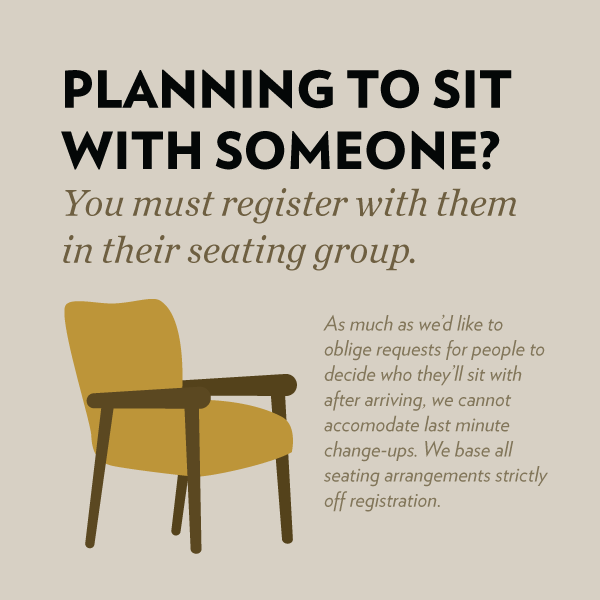 Seating Groups